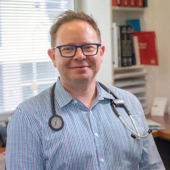 Dr Paul Griffin